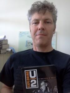 exploring U2, Steve Taylor chapter