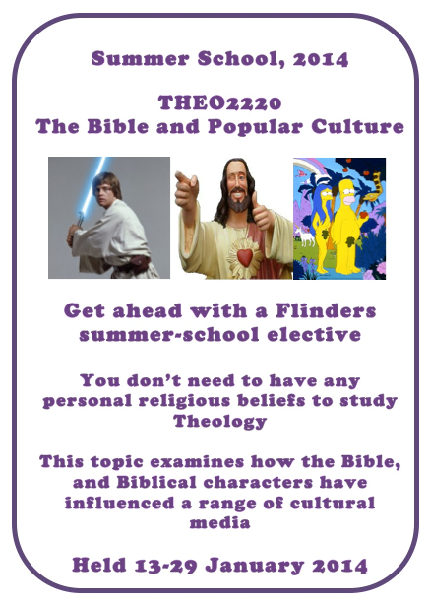 the bible and popular culture We're dishing on dishes of cultural cuisine in this issue of christ and pop culture magazine.