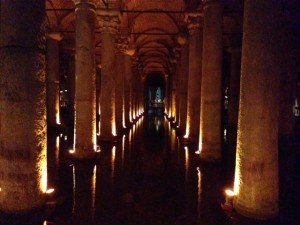 cisterns Istanbul
