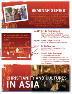 christianity and cultures in asia