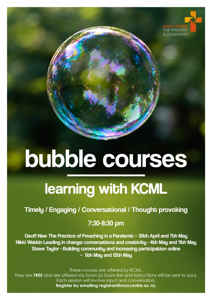 Bubble Courses2